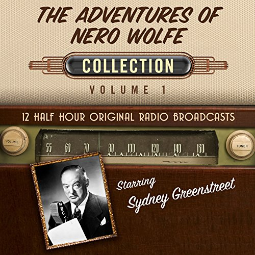 Nero Collection - The Adventures of Nero Wolfe, Collection 1