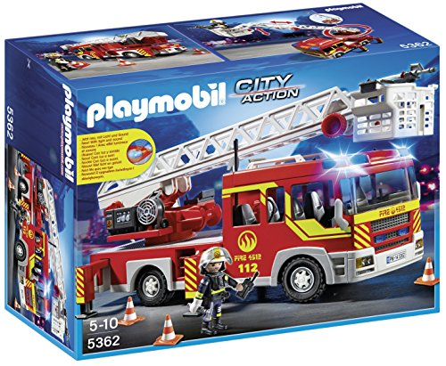 Playmobil Ladder (PLAYMOBIL® Ladder Unit with Lights and Sound)