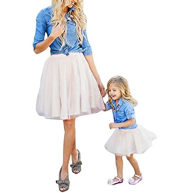110c5805eb8f Blusas de moda madre e hija | Blusasmoda.org