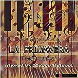 Digital Music Track - La primavera (Música tardicional mexicana (piano))