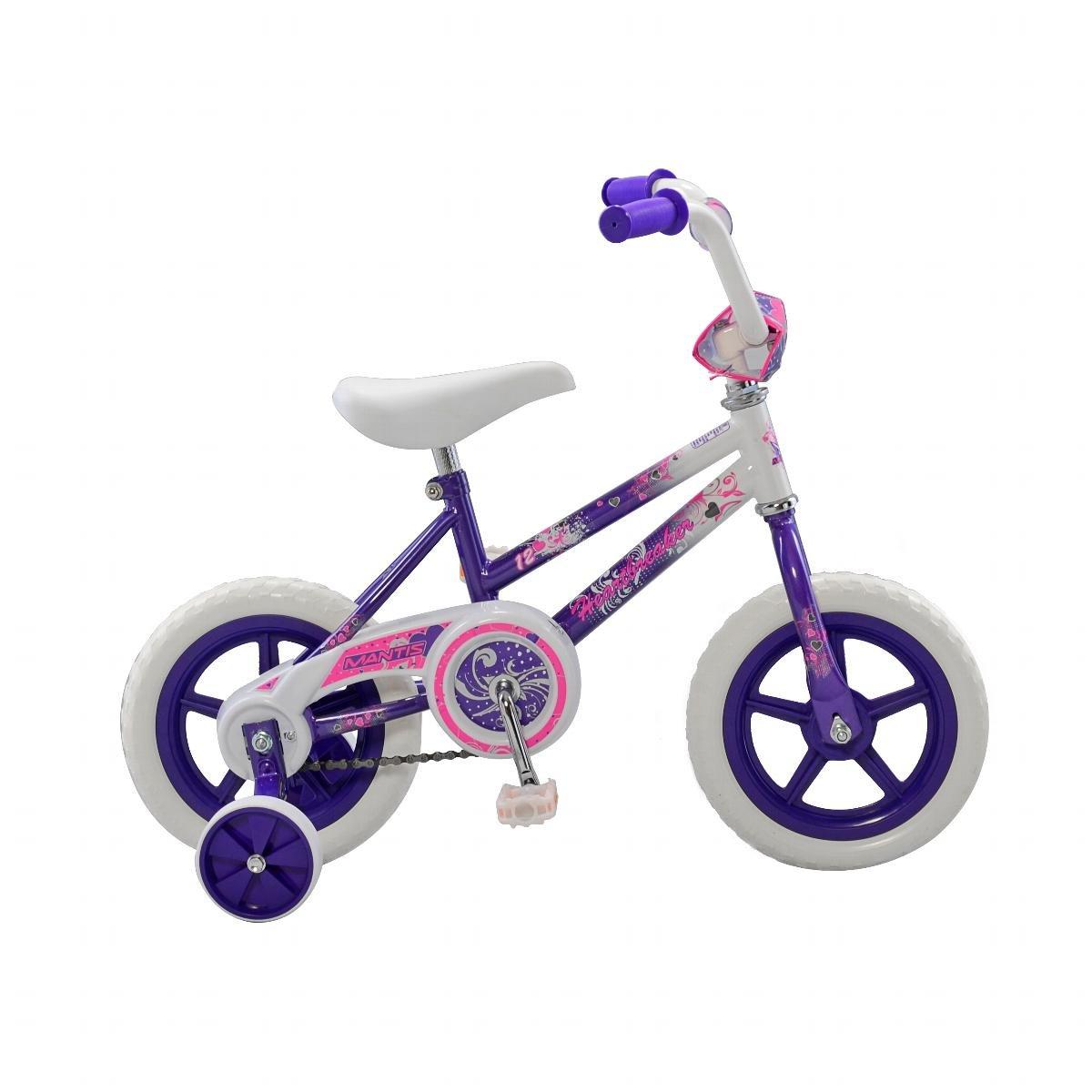 Mantis Girl's 12 Heartbreaker BMX Bike by Mantis B018SPJ0MC