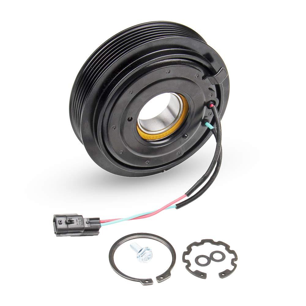 NEW A//C Compressor CLUTCH KIT for Nissan Altima 2007-2012 3.5 Liter V6 ENGINE