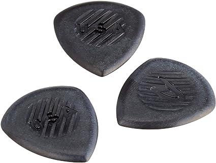6 pcs. large Player/'s Pack point tip Dunlop Jazztone Picks