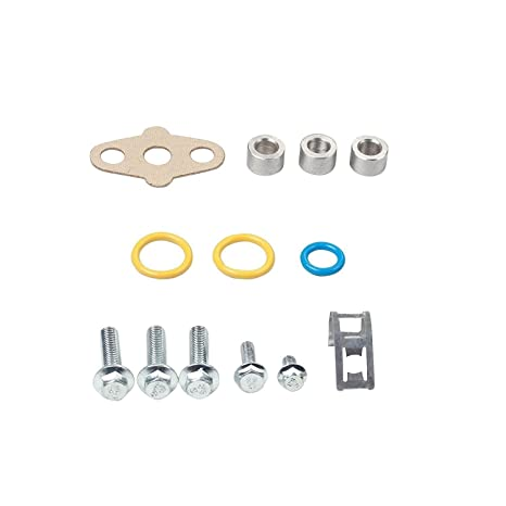 Para 03 – 10 Ford 6.0L POWERSTROKE Diesel Turbo hardware Install Kits reductores pernos