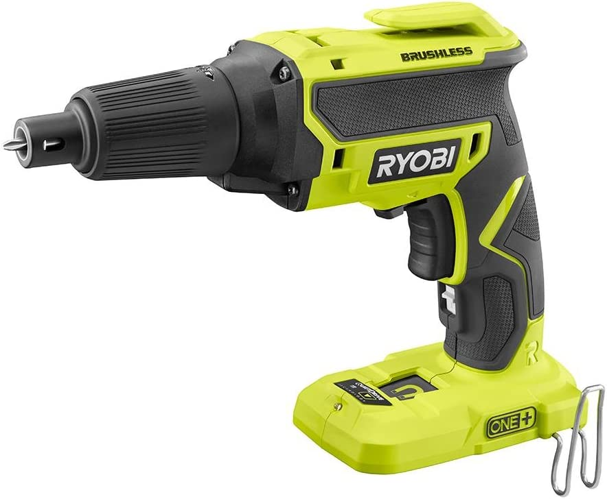 Ryobi 18-Volt ONE Brushless Drywall Screw Gun Tool Only