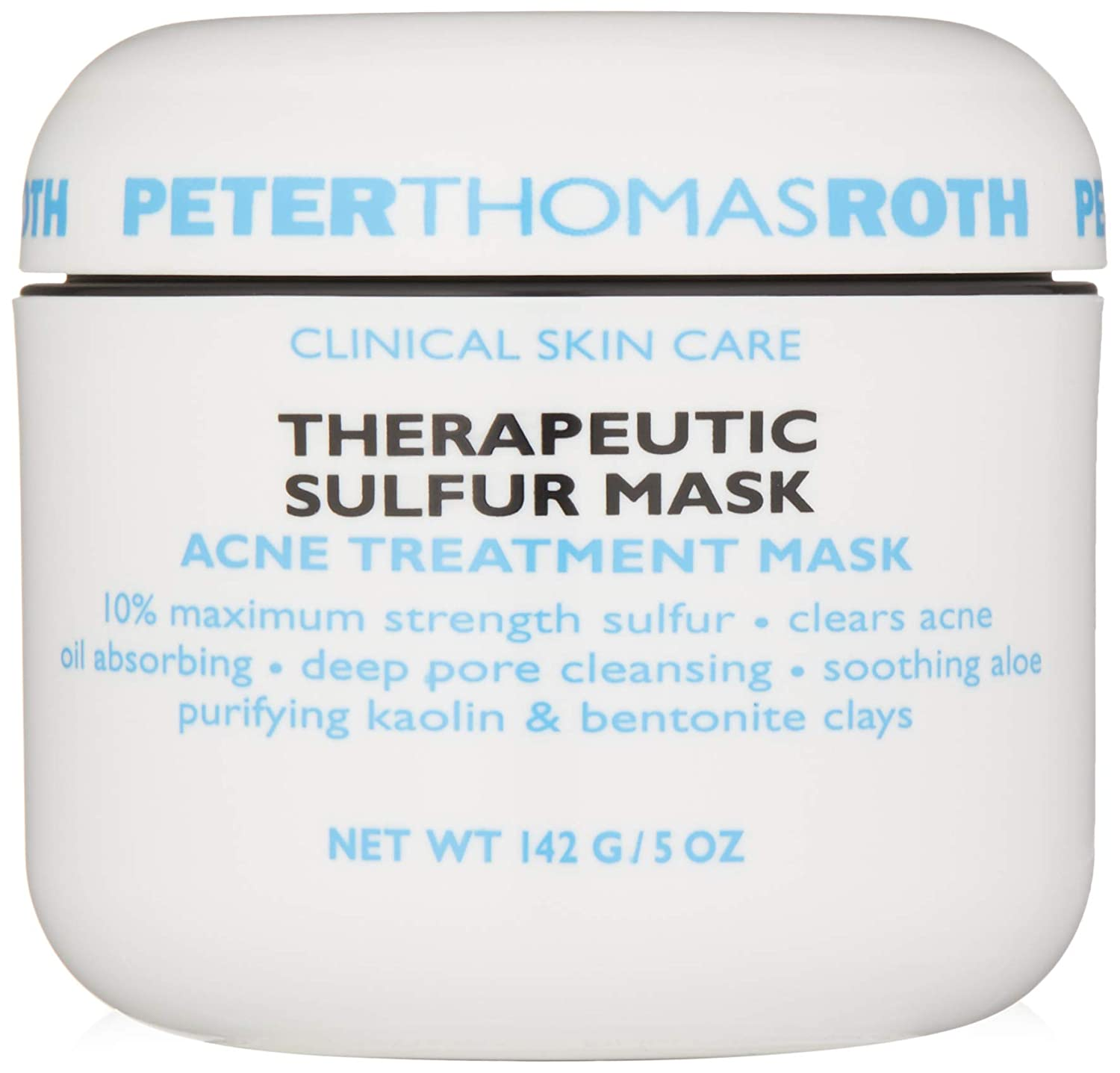 Therapeutic Sulfur Acne Treatment Mask by Peter Thomas Roth