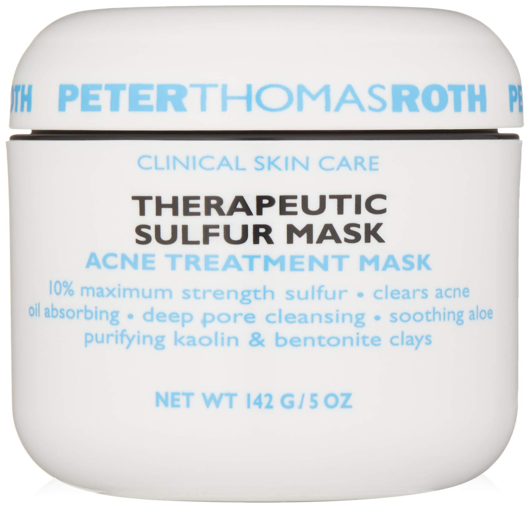Peter Thomas Roth Therapeutic Sulfur Masque, 5.0 oz by Peter Thomas Roth
