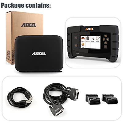 ANCEL FX4000 All System Automotive OBD2 Scanner