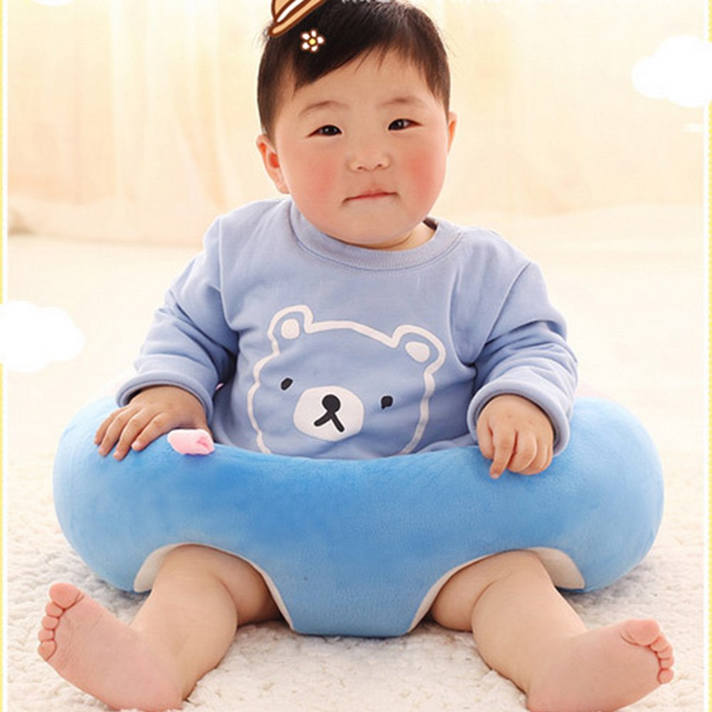 Activity & Entertainment Baby Floor Seats & Loungers Amyove Soft Comfortable Baby Support Seat Sofa Creative Learn Sit Soft Chair Cushion Sofa Plush Pillow Toys Keep Sitting Posture for Baby