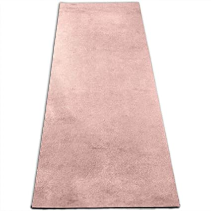 Amazon.com : Milyla-ltd Blush Rose Gold Ombre Non-Slip ...