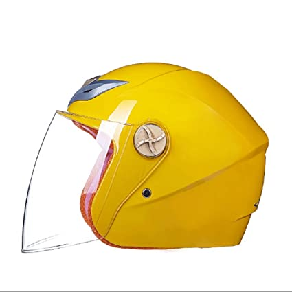Gj casco moto auto elettrica per bambini uomini e donne bambini