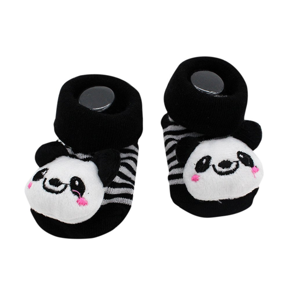 Lurryly❤Newborn Baby Non-Skid Socks Slipper Shoes Boots Girls Boys Infants and Toddlers ✿ ✿ ---------------------------✿ ✿