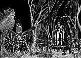 ''Hollow Regrets'' Pen & Ink on Paper - Original by Eli Portman
