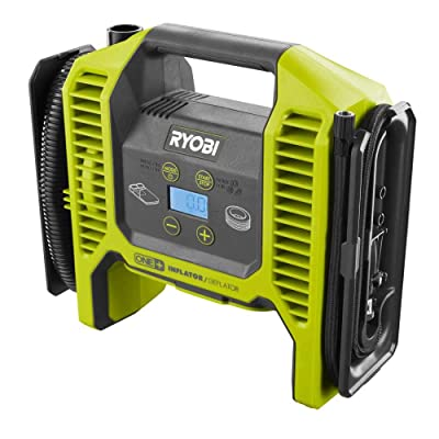 Ryobi 18-Volt ONE+ Dual Function Inflator/Deflator (Tool Only) P747 (Bulk Packaged, Non-Retail Packaging): Home Improvement