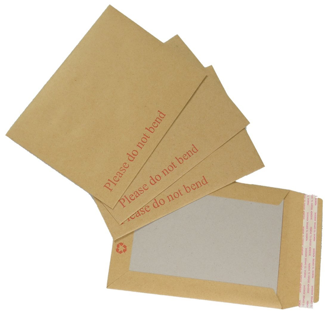 Triplast 229 x 162 mm A5 C5 Manilla Hard Board Backed Envelopes (Pack of 500)