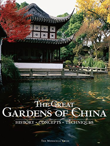 Cheap  The Great Gardens of China: History, Concepts, Techniques