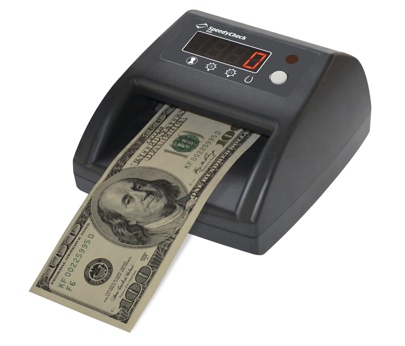 Automatic Counterfeit Bill Detector - SpeedyCheck B500