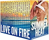 Summer Heat - Love on Fire: 16 Contemporary Romances