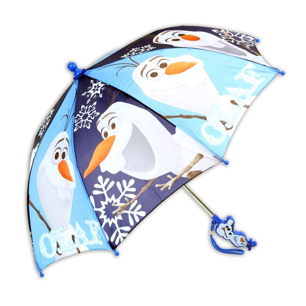 Disney Frozen Olaf de Parapluie avec poignée 3D pour enfant garçon FAB Starpoint df-abo1