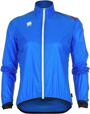 Sportful - Hot Pack 5 Woman Jacket, Color Azul, Talla L: Amazon.es: Deportes y aire libre