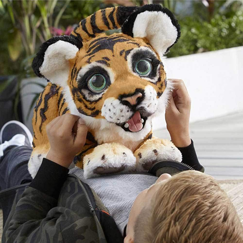 FurReal Roarin' Tyler, the Playful Tiger by FurReal (Image #6)