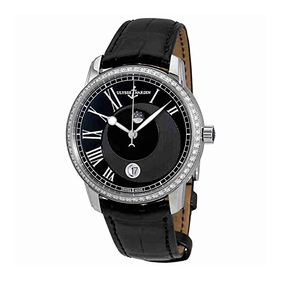 Ulysse Nardin 8293-122B-2/422 - Reloj de pulsera para hombre,