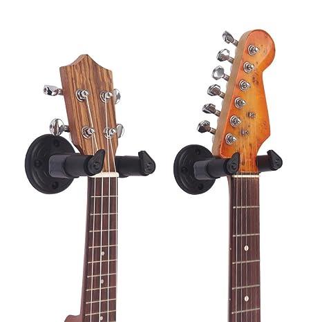 Perchero de pared, soporte de pared para guitarra hunpta ...