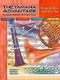 yamaha alto saxophone advantage - PT-YBM208-20 - The Yamaha Advantage - Alto Saxophone - Book 2 Paperback January 1, 2002