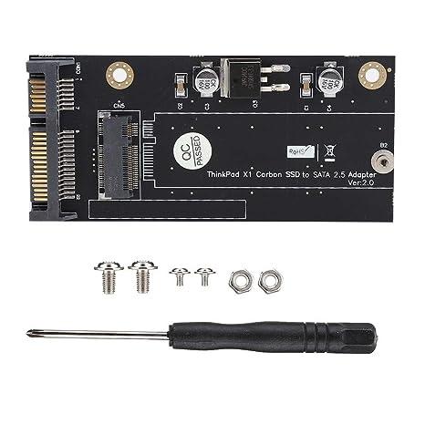 Tonysa SSD a la Tarjeta adaptadora SATA, 20 + 6Pin SSD a la ...