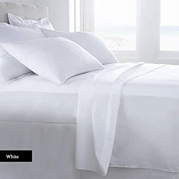 lussona collection thread count 100 organic cotton bed sheets 4 piece bed sheet