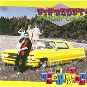 Big Daddy & Rockin Combo - Dead By X-Mas