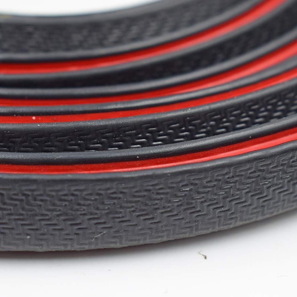 Edge Trim BlackLarge U Height - 21/32'' U Height x 3/64'' - 5/32''. Grip Range (250 FEET) by Seal Rubber (Image #7)