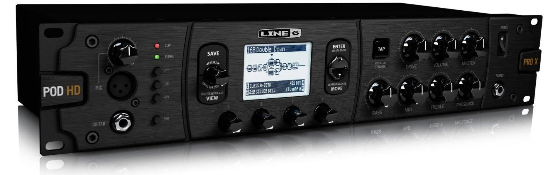 Line 6 POD HD PRO X Multi Effect Processor 99-050-1905
