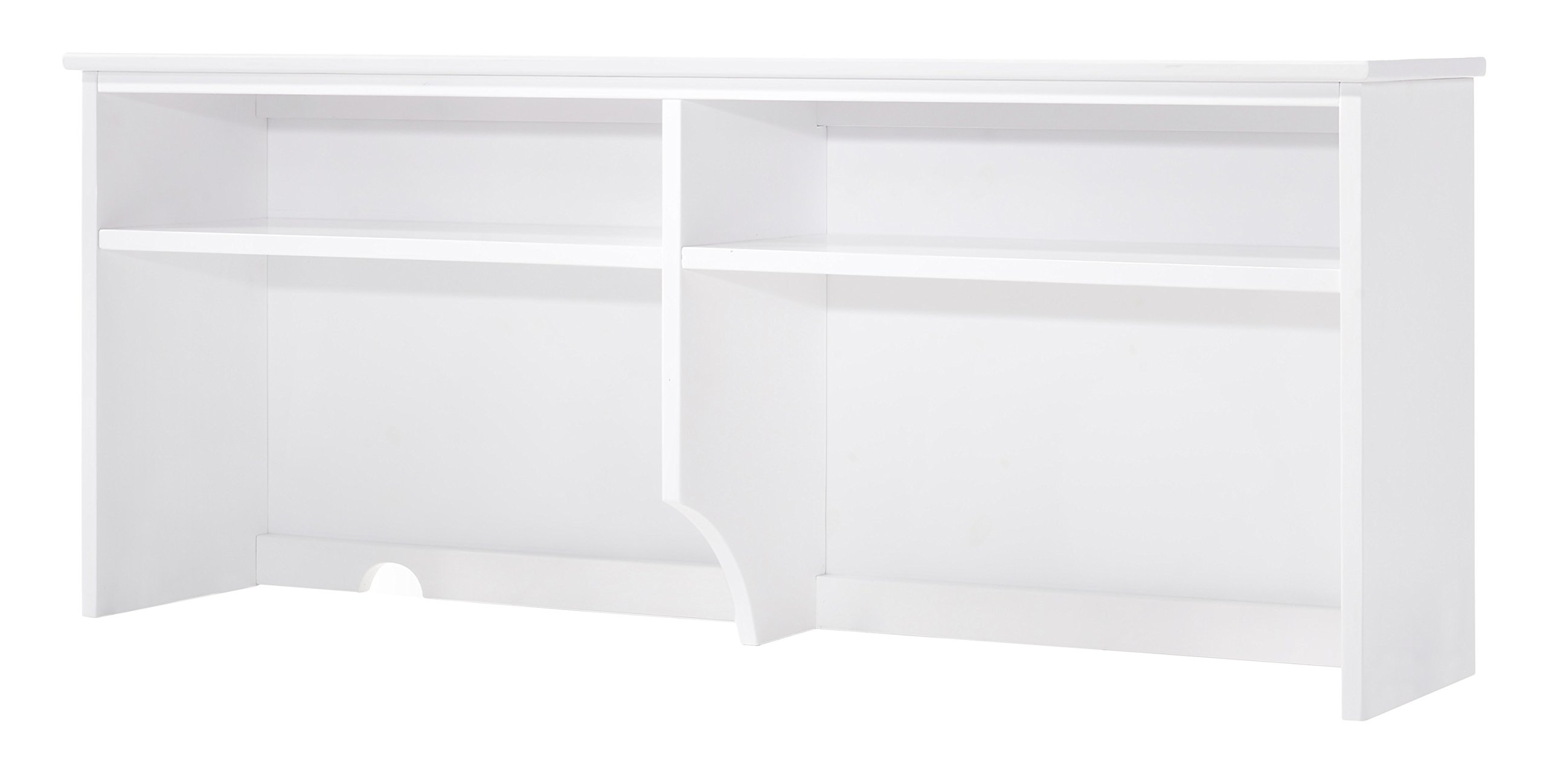 Better Homes and Gardens Pine Creek Hutch, White