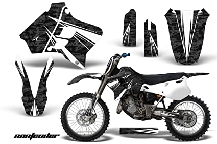 amazon yamaha yz125 yz250 1993 1995 mx dirt bike graphic kit Yamaha Fi Logo image unavailable