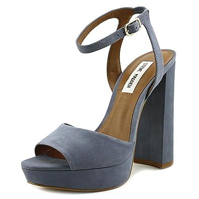 1a580e6c62f Steve Madden Women s Brrit Dress Sandal (9