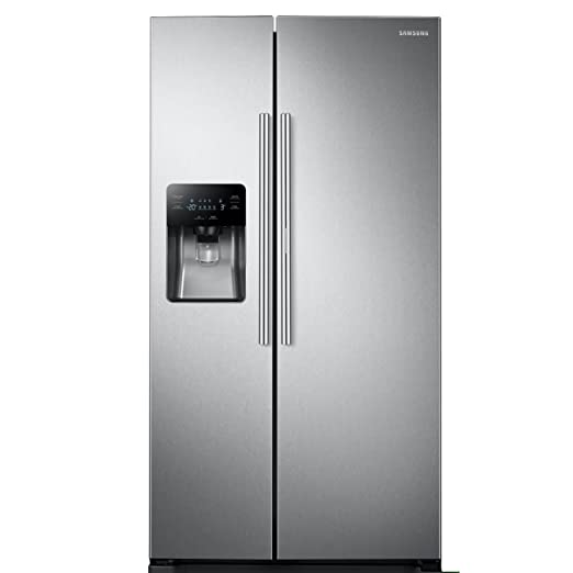 Amazon.com: Samsung rh25h5611sr 24,7 CU. FT. Acero ...