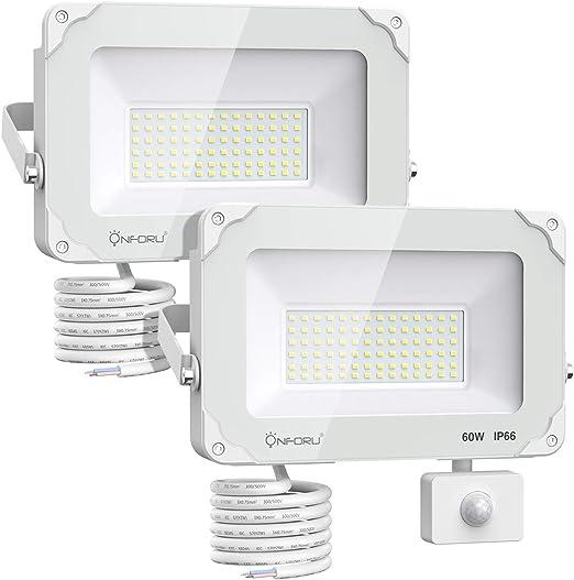Faretti Pir per esterno LED 10 20 30 50 W IP66 resistenti all/'acqua