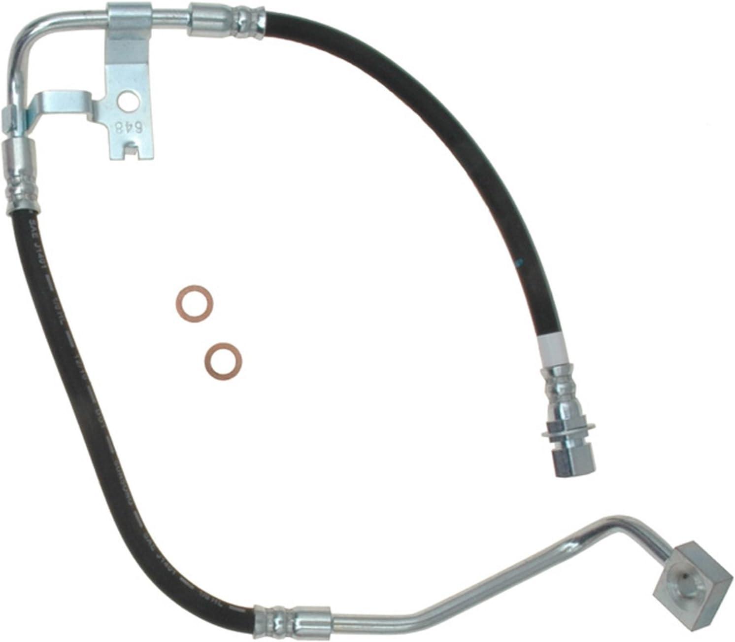 BossBearing Rear Hand Park Brake Cable for Honda TRX450ES Foreman 4x4 ES 1998 1999 2000 2001