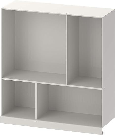Ikea 628.14202.3010 - Estantería para bicicleta, color gris ...