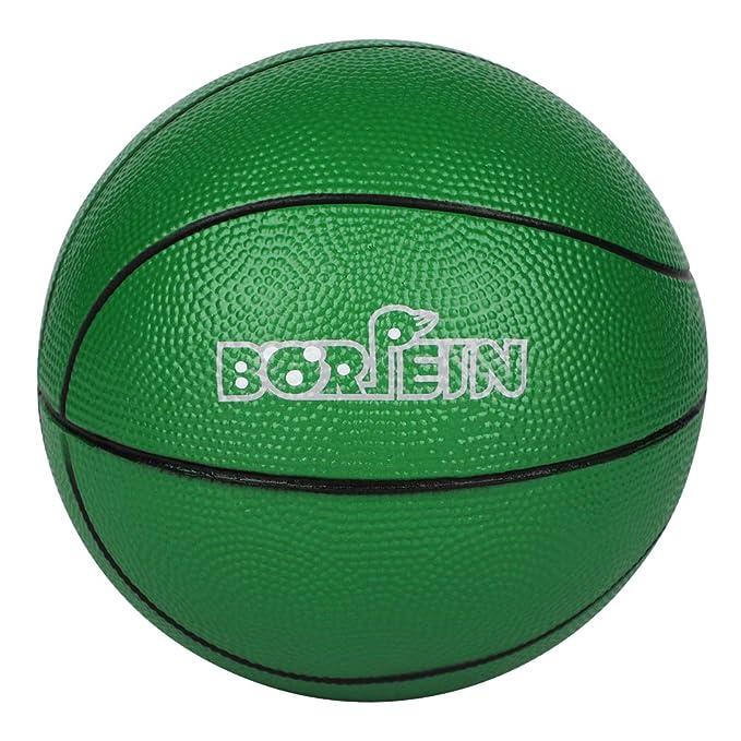 BORPEIN Balón de Baloncesto de Espuma 7 Pulgadas con Bolsa de ...