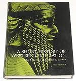 A Short History of Western Civilization, John Baugham Harrison and Richard Eugene Sullivan, 0394302451