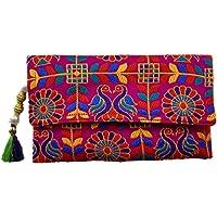 MYIRRA Women Canvas Clutch Bag