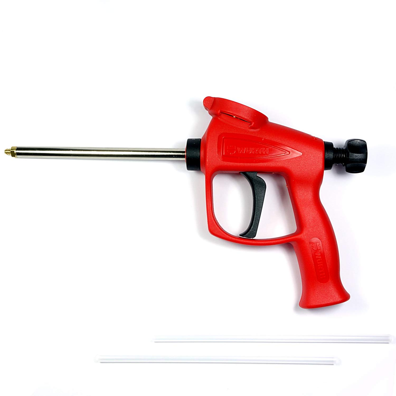 PU Schaum Metall Schaumpistole Pistolenschaum Bauschaumpistole Pistole 1 St/ück