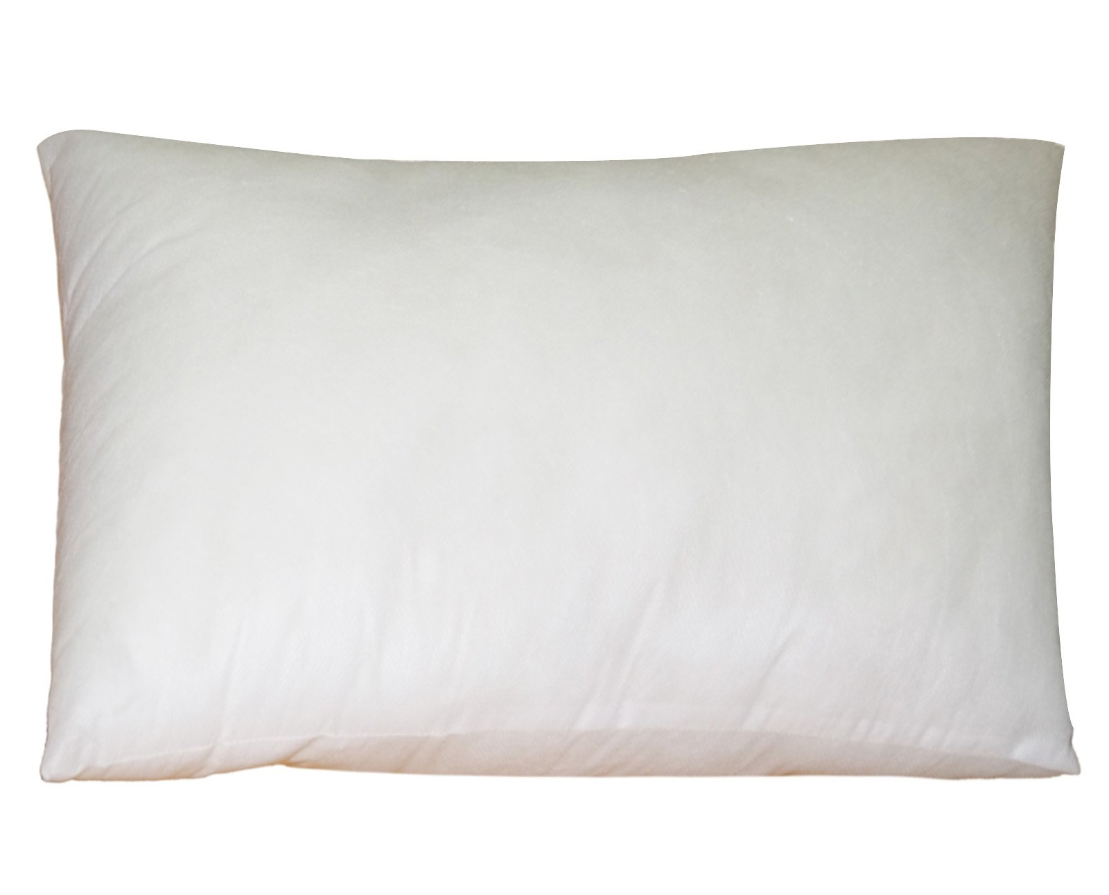 Lushomes Rectangle Cushion Filler White Pillow Insert 16 x 20 Inches - Packs Available by LUSHOMES