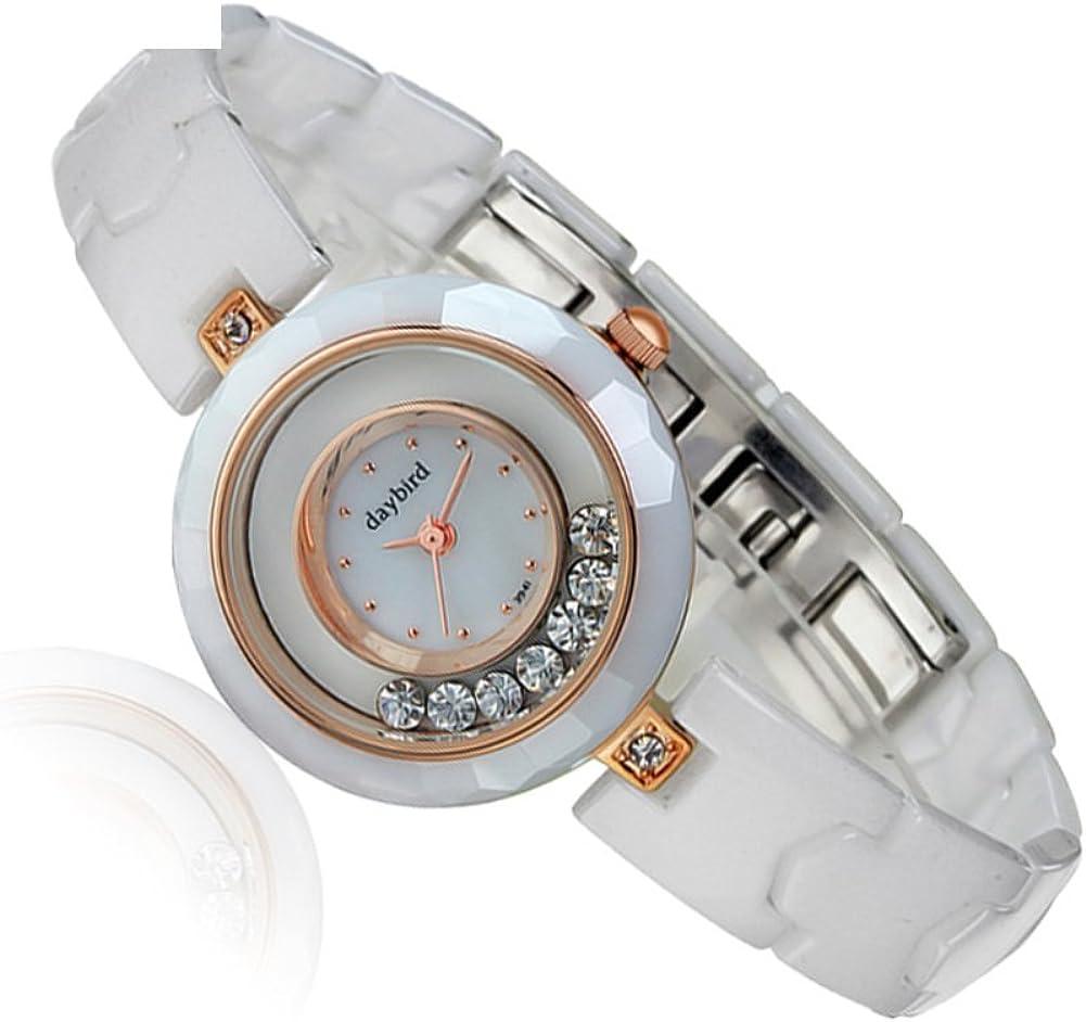Trend Ladies Watch/ Forme féminine en céramique/Montre Bracelet de Mode de Dames A