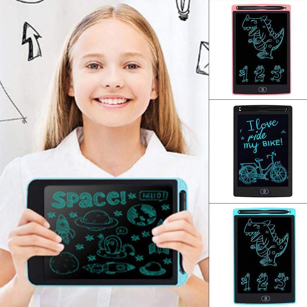 Kloius 6.5 Pulgadas Tableta de Escritura LCD Tablero de Dibujo para Ni/ños Escritura Electr/ónica Doodle Pad