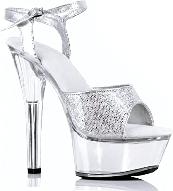 Ellie Shoes Women's 601-Juliet Pole