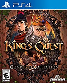 King's Quest - PlayStation 4 Standard Edition