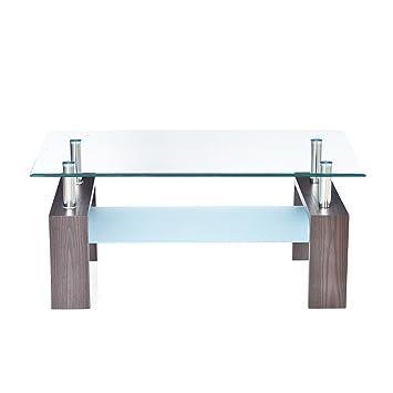 Nilkamal Luna Centre Table (Brown)